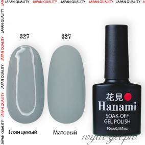 Гель лак HANAMI M327