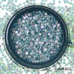 Стразы Hanami Опал зелёный, SS5 1440 шт.