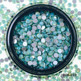 Стразы Hanami Опал зелёный, SS8 720 шт.