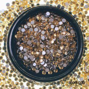 Стразы Hanami Светлое золото, SS6 1440 шт.