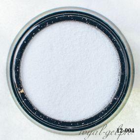Глитер Hanami, белый , 1/256 2 гр.