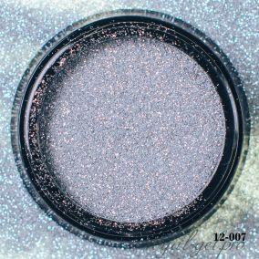 Глитер Hanami, серебро, 1/256 2 гр.