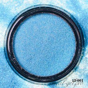 Шиммер Hanami, серо-голубой, 1/360 2 гр.