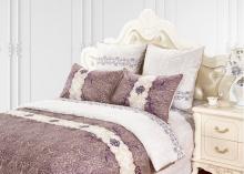 Постельное белье Сатин Камиль  1.5-спальный  Арт.340-1