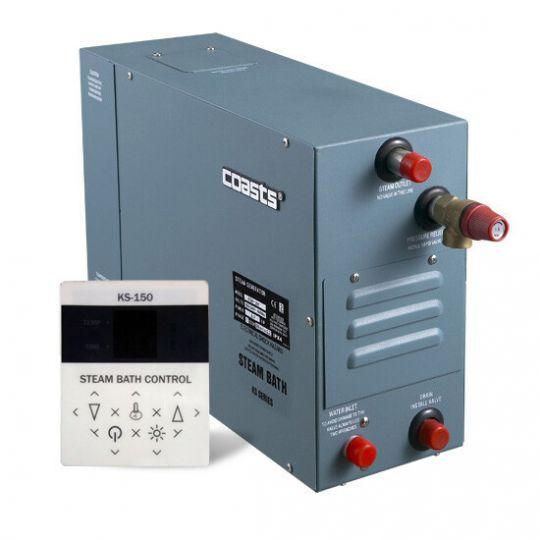 Парогенератор Coasts KSA-120 380v с выносным пультом KS-150