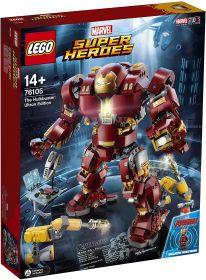 LEGO Super Heroes 76105 Халкбастер: эра Альтрона