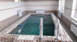 Частный скиммерный бассейн (Челябинская область)