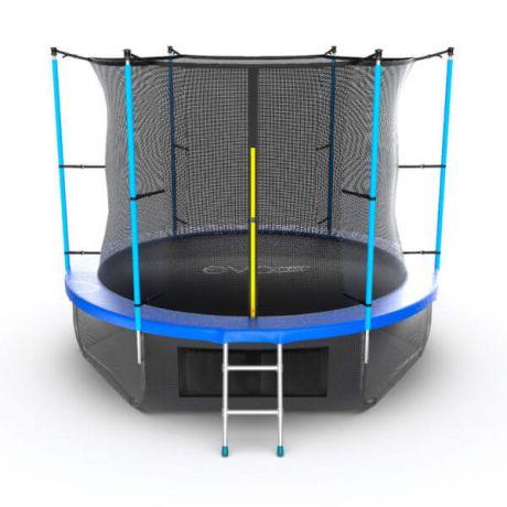 Батут с верхней и нижней сеткой Evo Jump Internal 10ft Lower net Blue
