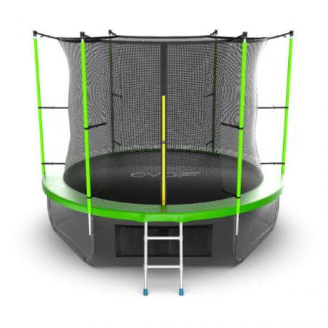 Батут с защитной сеткой Evo Jump Internal 10ft Lower net Green