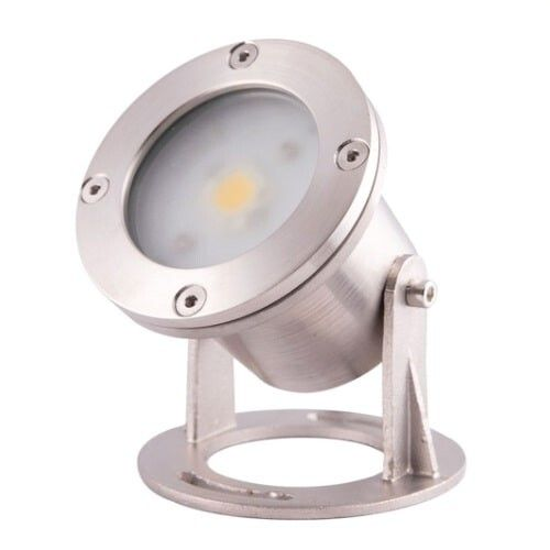 Прожектор LED AquaViva 1led 7Вт White/RGB для фонтана