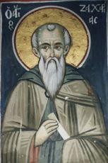 Икона Карион Скитский (Египетский) преподобный