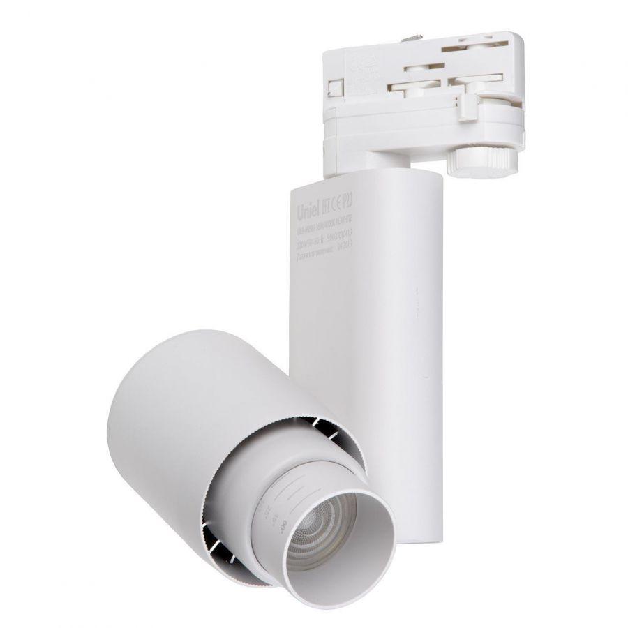 Трековый светодиодный светильник (UL-00004078) Uniel ULB-M09H-36W/4000К/AC White