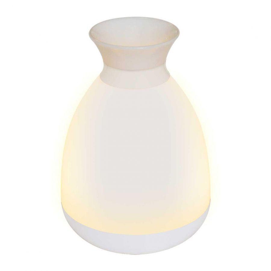 Фигурка светодиодная от аккумулятора «Ваза» 17x12см (UL-00004545) Uniel ULD-R200 LED/100Lm/3000K/RGB White