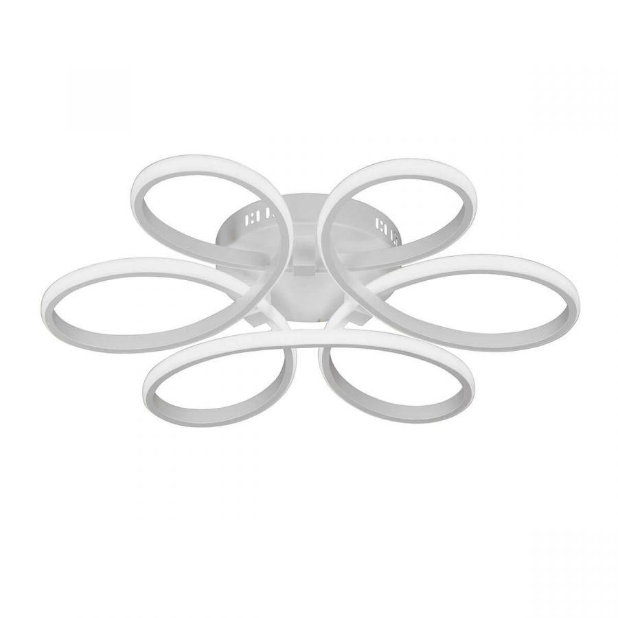 Потолочная светодиодная люстра Vitaluce V4618-0/6PL