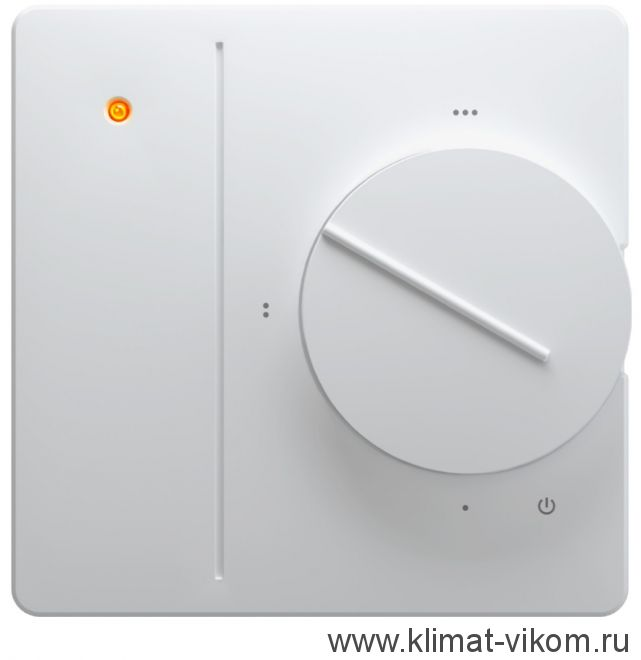 Терморегулятор ТР 701 белый (НК)
