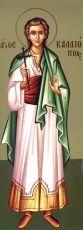 Икона Каллиопий Помпеопольский мученик