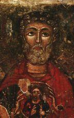 Икона Калуф Египтянин мученик