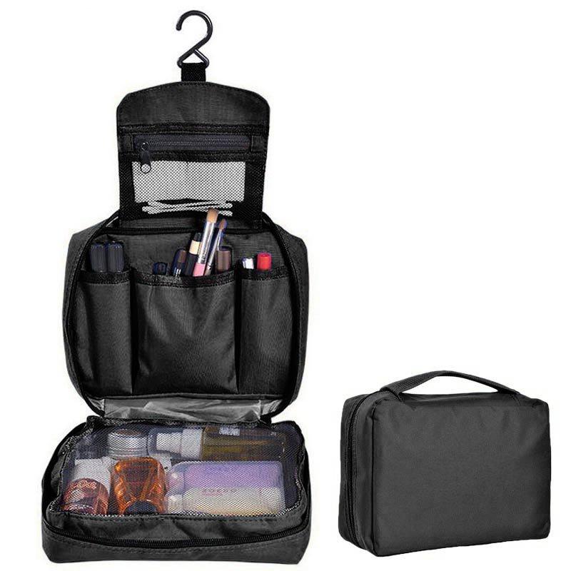 Органайзер Для Путешествий Travel Wash Bag (Цвет Чёрный)