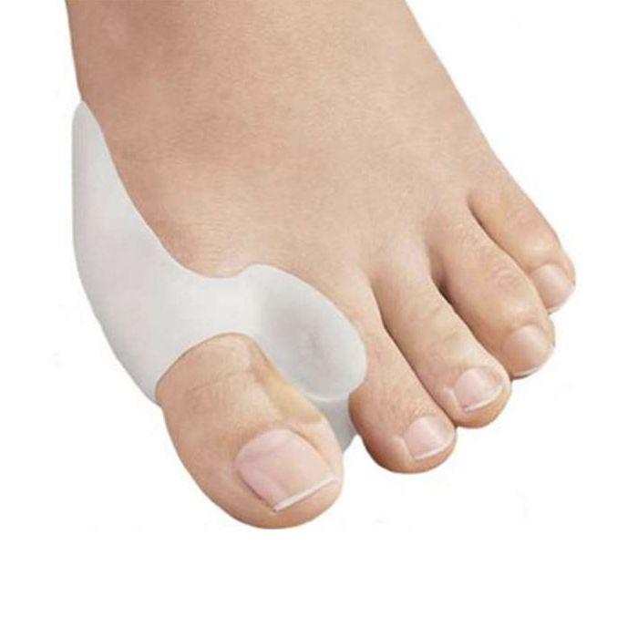 Фиксатор большого пальца стопы VALGUS PRO 2 шт (цвет белый)