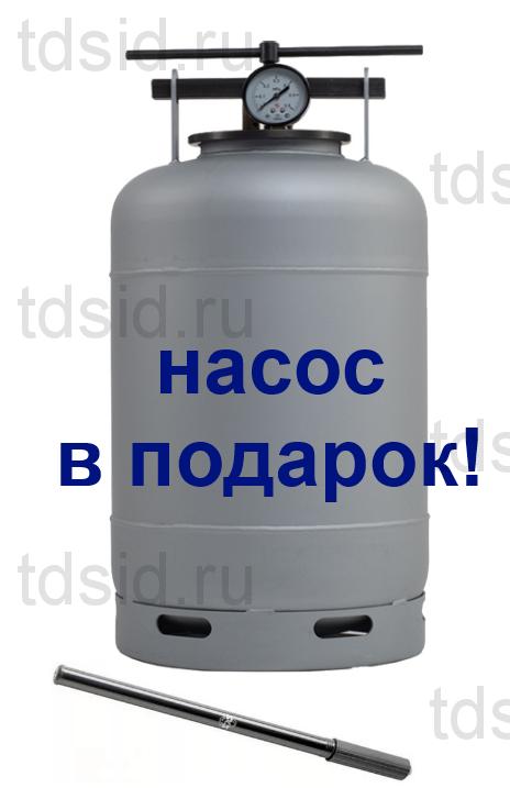 """Автоклав """"Белорусский"""" 24л (Россия)"""