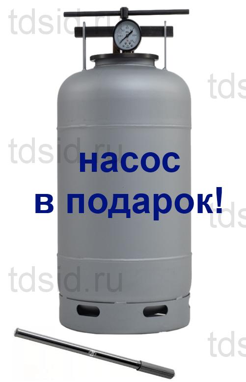 """Автоклав """"Белорусский"""" 30л (Россия)"""