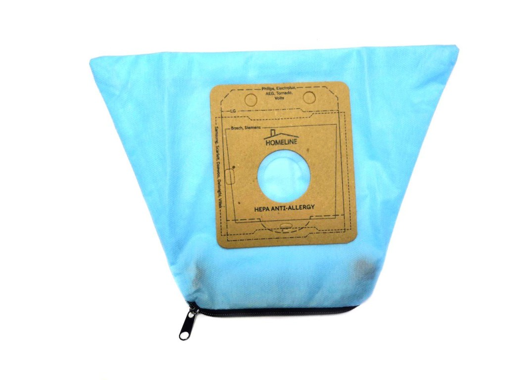 Многоразовый универсальный пылесборник с разметкой