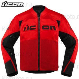 Куртка Icon Contra 2, Красная