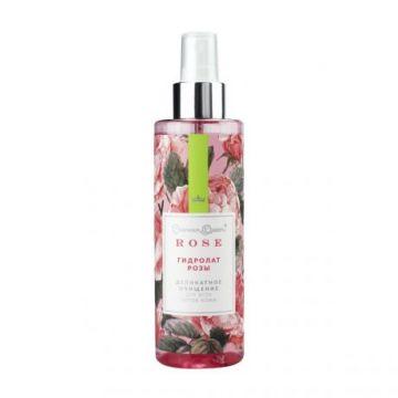 """Гидролат розы """"Деликатное очищение"""" для всех типов кожи, 200 гр"""