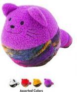 KONG Yarnimals Игрушка для кошек Кот-клубок с мятой