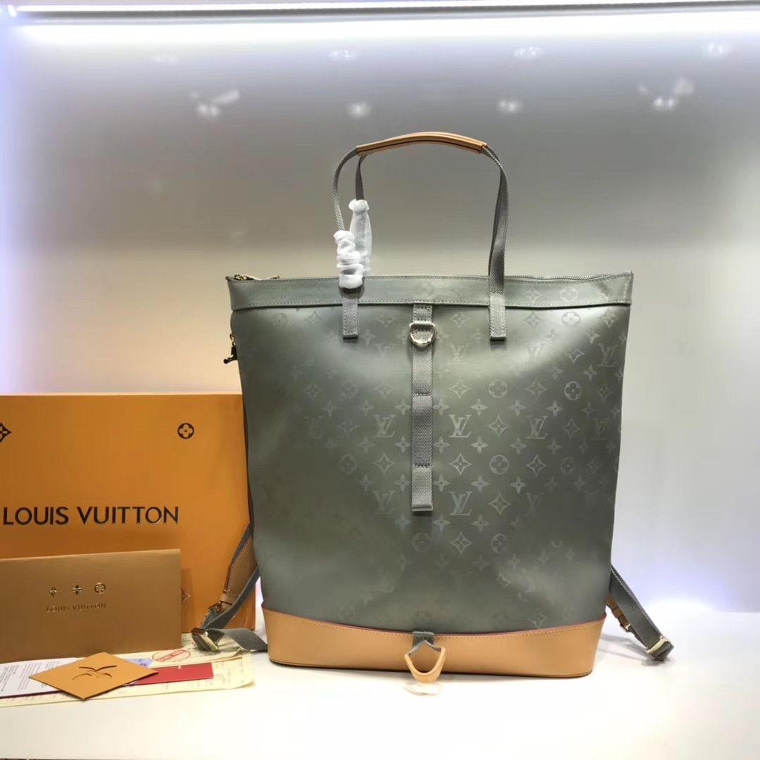 Сумка Tote Louis Vuitton Monogram Titanum
