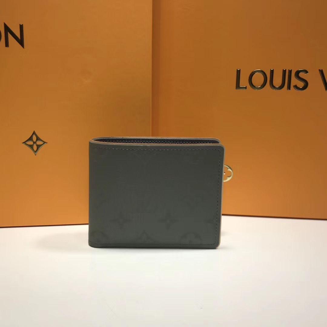 Бумажник Louis Vuitton Multiple  Monogram Titanum
