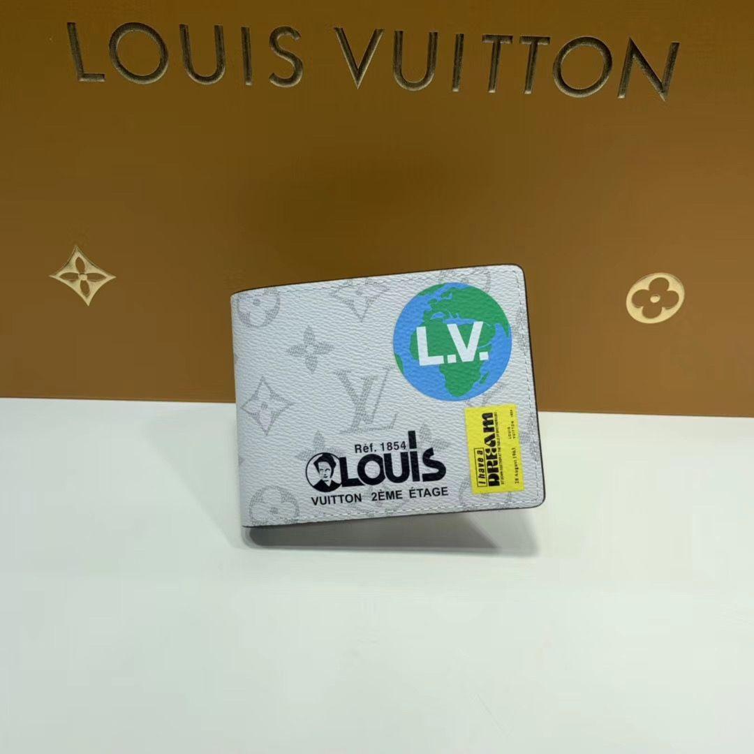 Бумажник LV Multiple