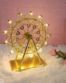 Интерьерный светильник ночник Колесо обозрения