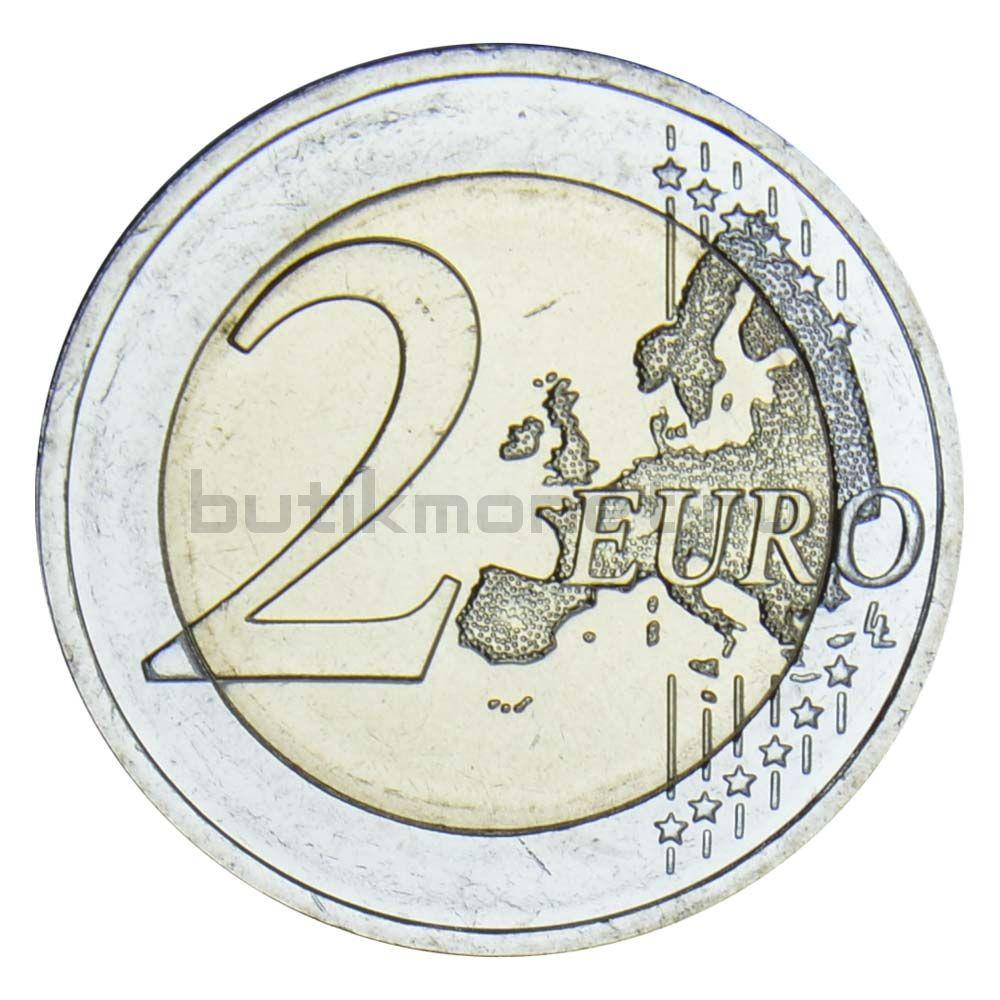 2 евро 2019 Эстония Тартуский университет