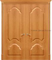 двойная дверь пвх
