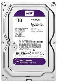 """Жёсткий диск HDD 3.5"""" 1Tb Western Digital   WD10PURZ  Purple"""