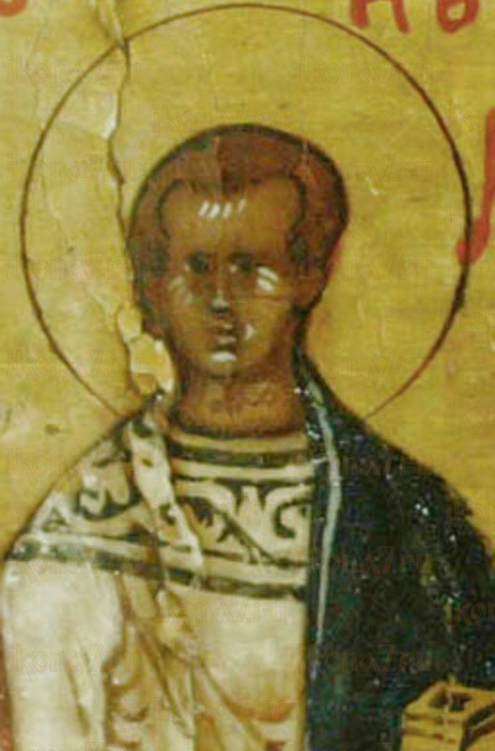 Икона Азадан Персидский мученик