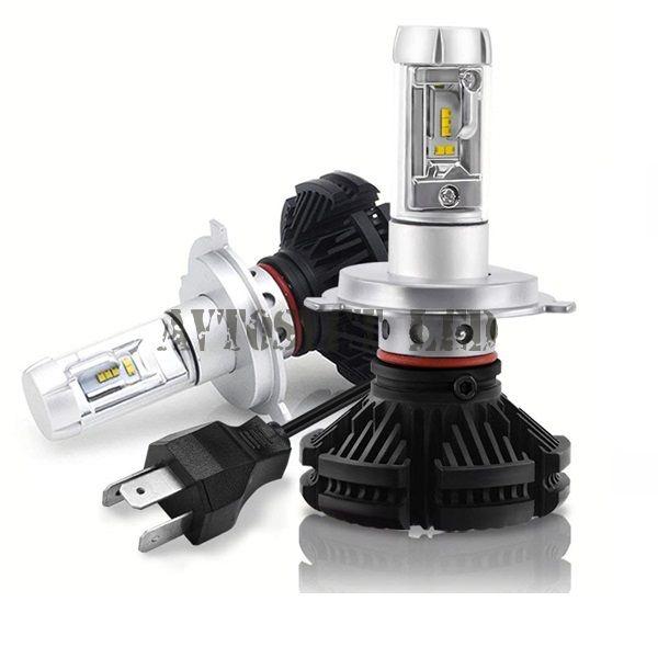 Светодиодные лампы ZES H4