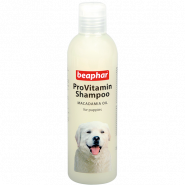 Beaphar ProVitamin Macadamia Oil Shampoo for puppies Шампунь для щенков, 250 мл