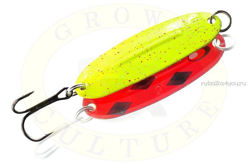 Блесна колеблющаяся Grows Culture Will'mans  7гр / цвет: 012А