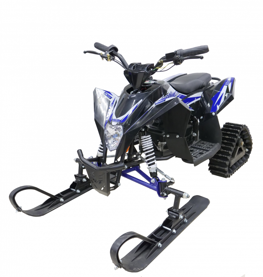 Детский электрический снегоход (снегоцикл) Motax Gekkon 1300W