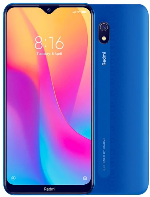 Xiaomi Redmi 8A 2/32GB (синий)