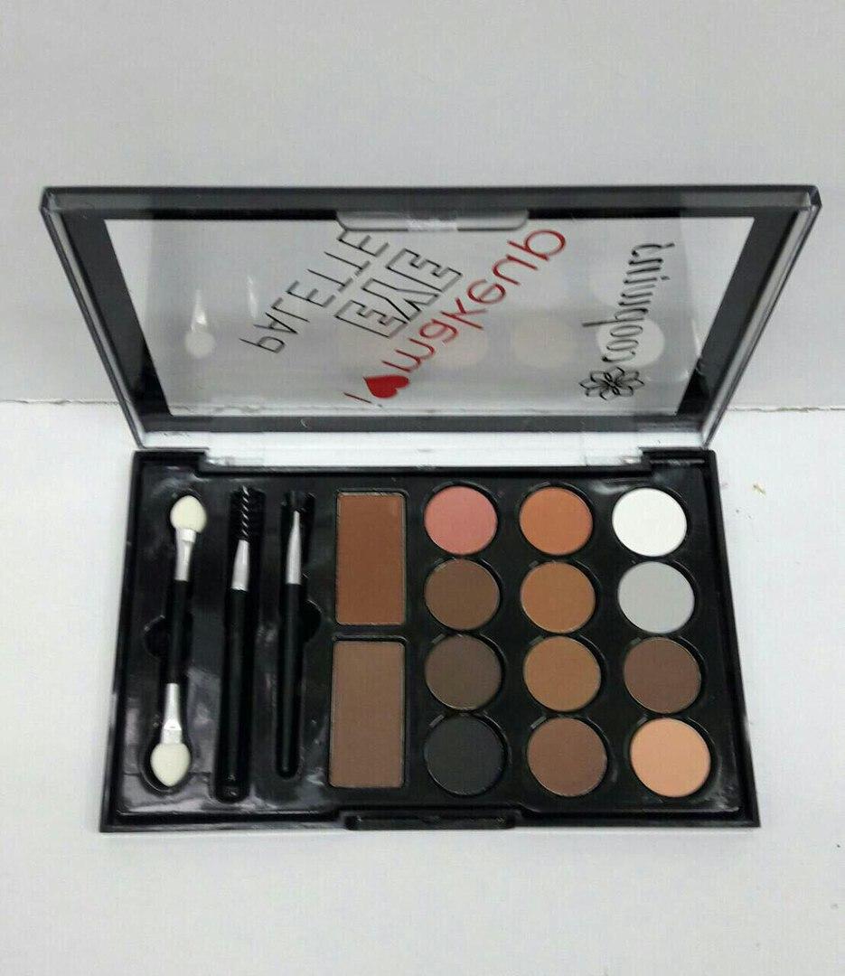 Тени Makeap eye palette