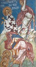 Икона Вавила Никомидийский мученик