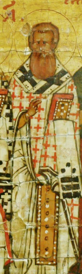Икона Зиновий Егейский священомученик