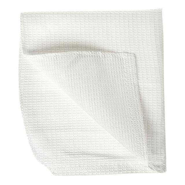 Салфетка вафельная белая 40*40 см HOMEQUEEN 74596