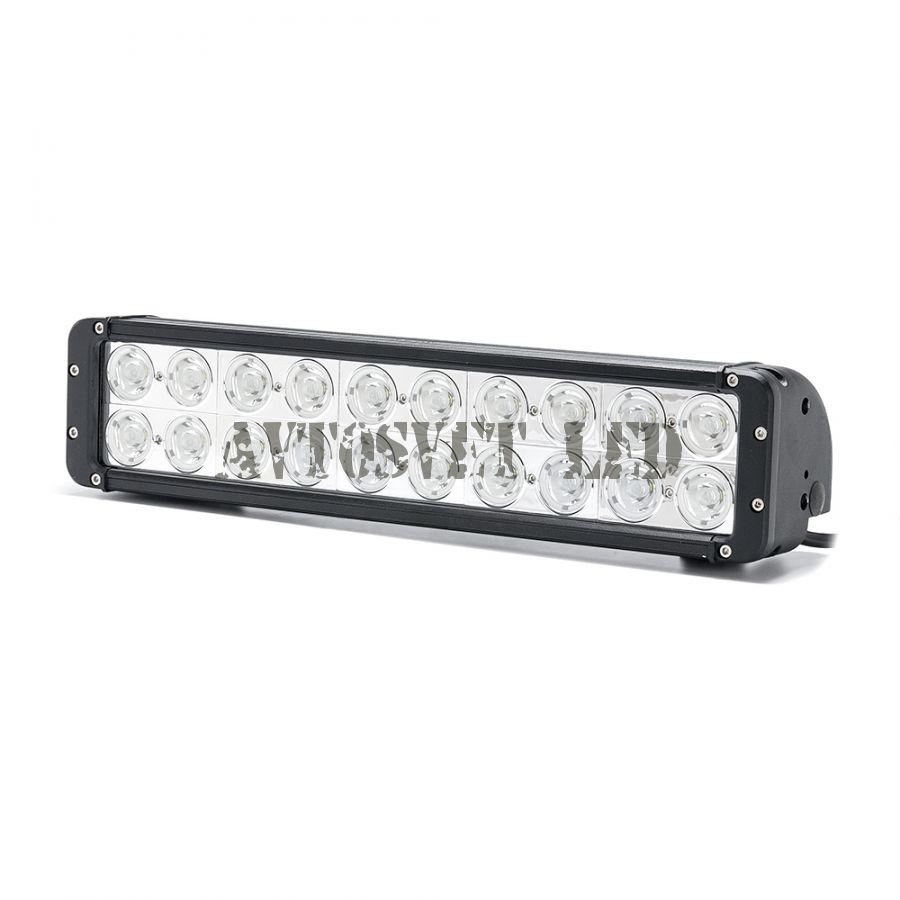 Двухрядная светодиодная балка ASQ-200 W SPOT