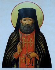Икона Кирилл Вязников преподобномученик