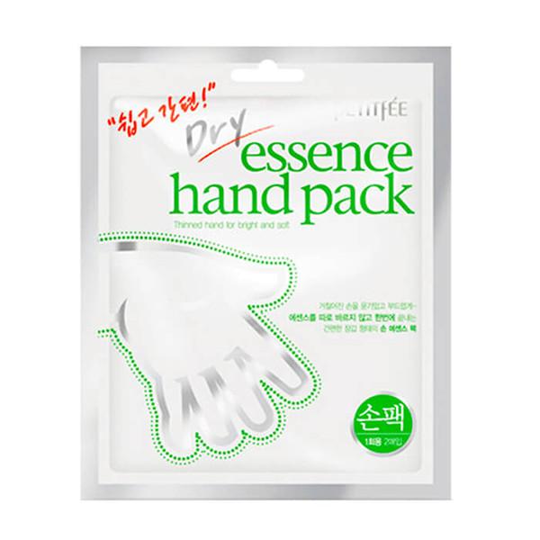 Маска перчатки для рук с сухой эссенцией Petitfee Dry Essence Hand Pack