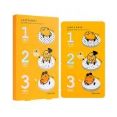 Набор от черных точек Holika Holika Gudetama Pignose 3 Step Kit